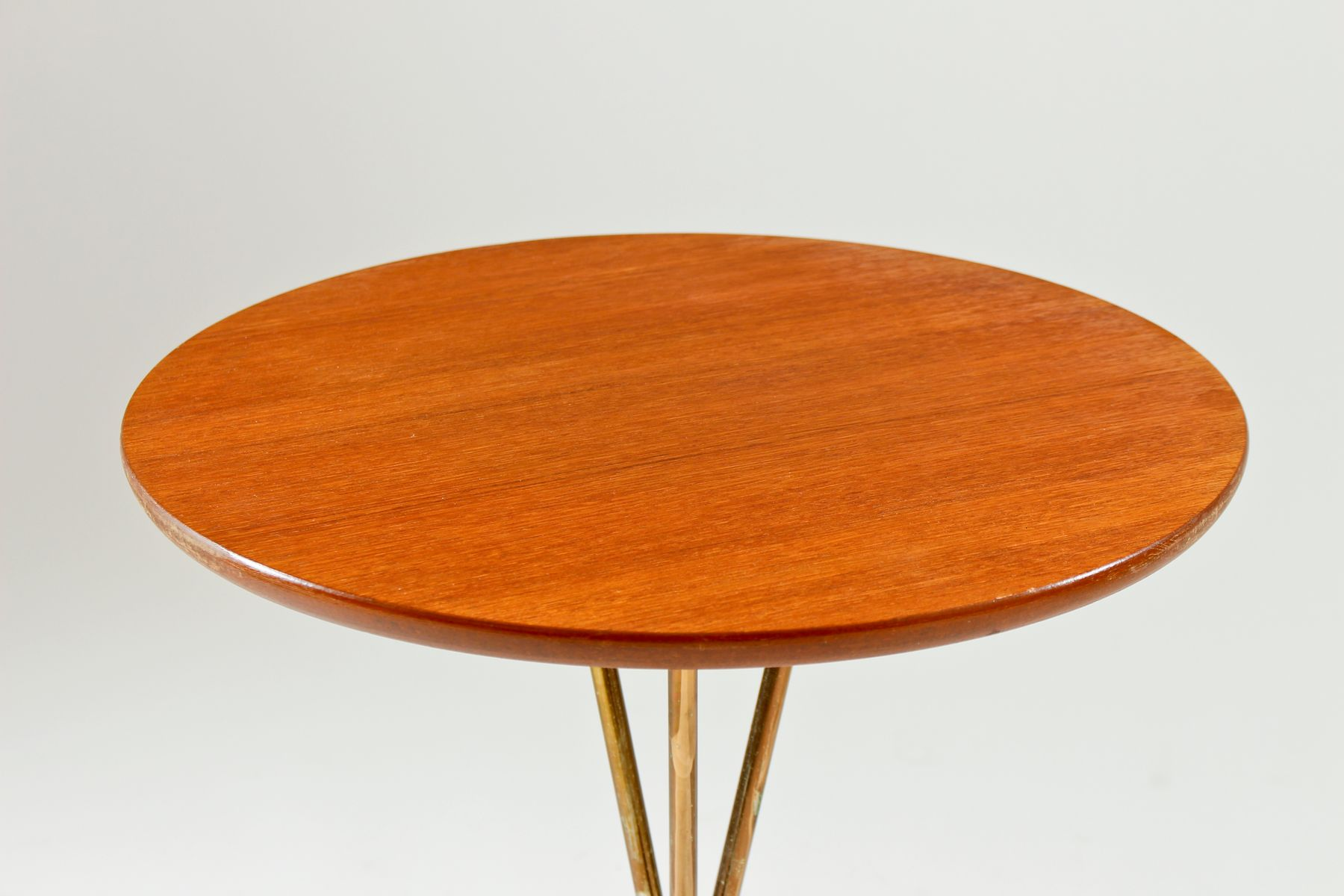 Mid century swedish side table alberts 1950s for sale for Beistelltisch 1950
