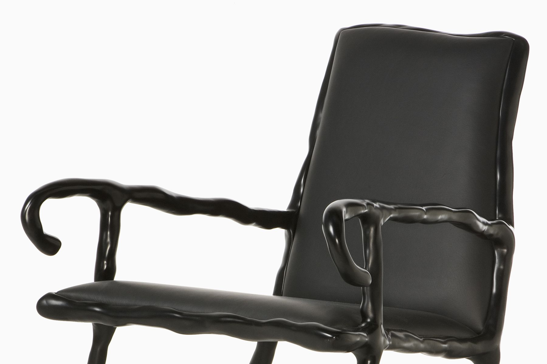 Clay Rocking Chair by Maarten Baas for DHPH for sale at Pamono
