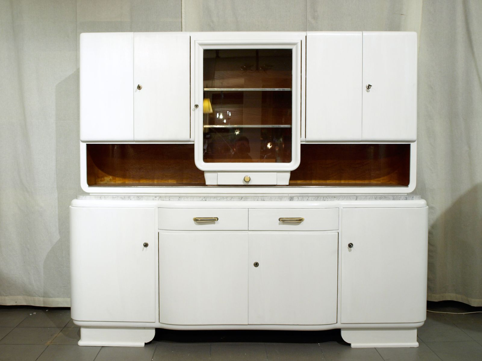 Vintage Kitchen Cabinet Vintage Kitchen Cabinet By Niestrath 1930s For Sale At Pamono