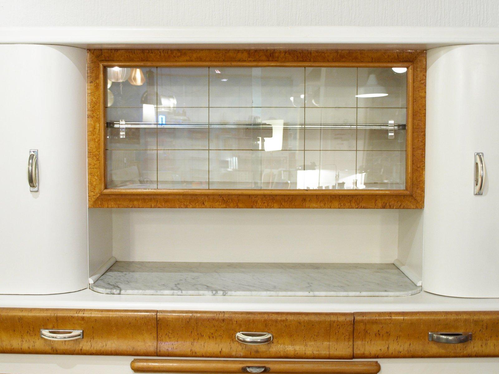 Kitchen cabinet from k nig qualit tsk chen 1950s for sale for 1950s kitchen cabinets for sale