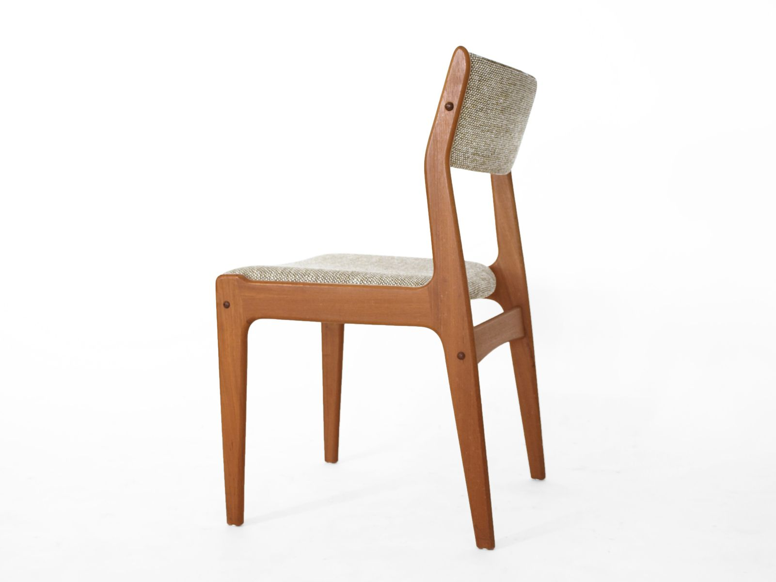 Scandinavian teak dining chair from imha for sale at pamono - Scandinavian chair ...