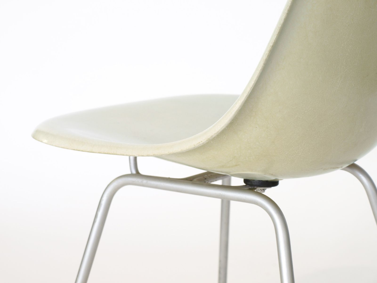 Vintage Side Chair by Charles & Ray Eames for Herman