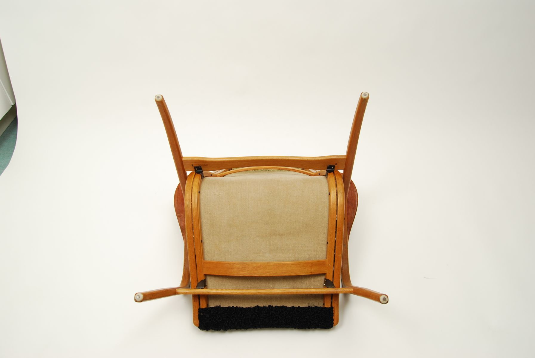 Laminett Easy Chair by Yngve Ekström for Swedese, 1950s for sale at Pamono