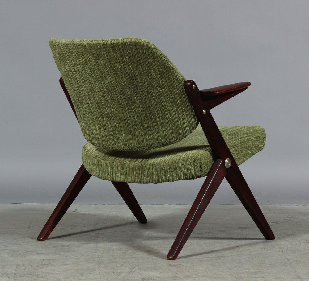 D nischer vintage sessel 1960er bei pamono kaufen for Vintage sessel berlin