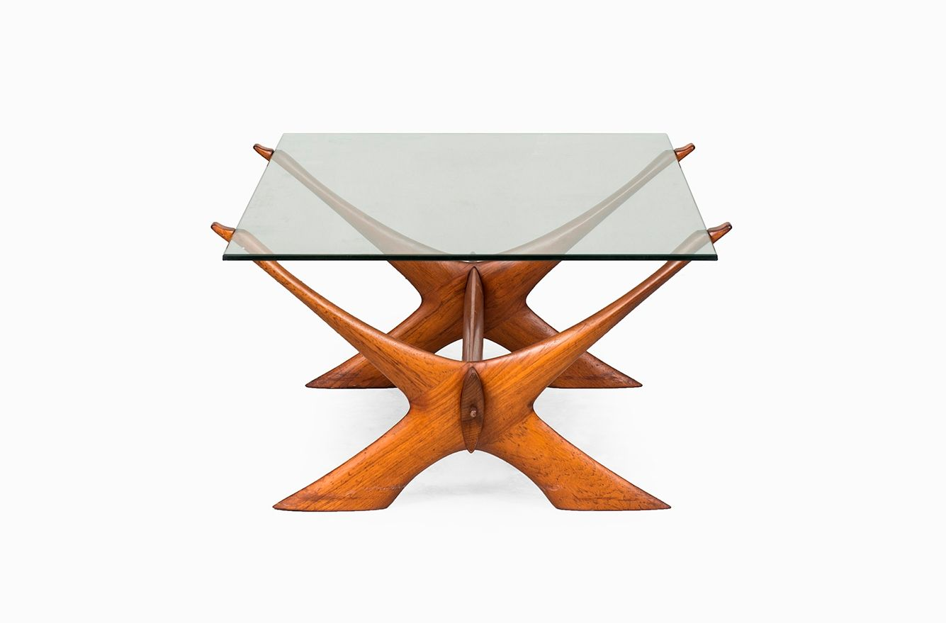 Condor Coffee Table by Fredrik SchrieverAbeln for Örebro
