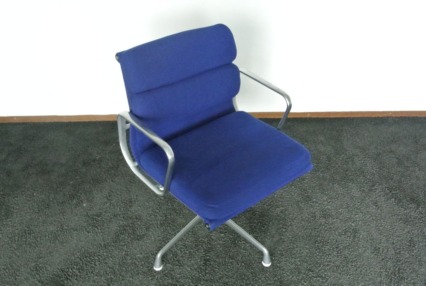 EA208 Softpad Chair by Eames for Herman Miller for sale at