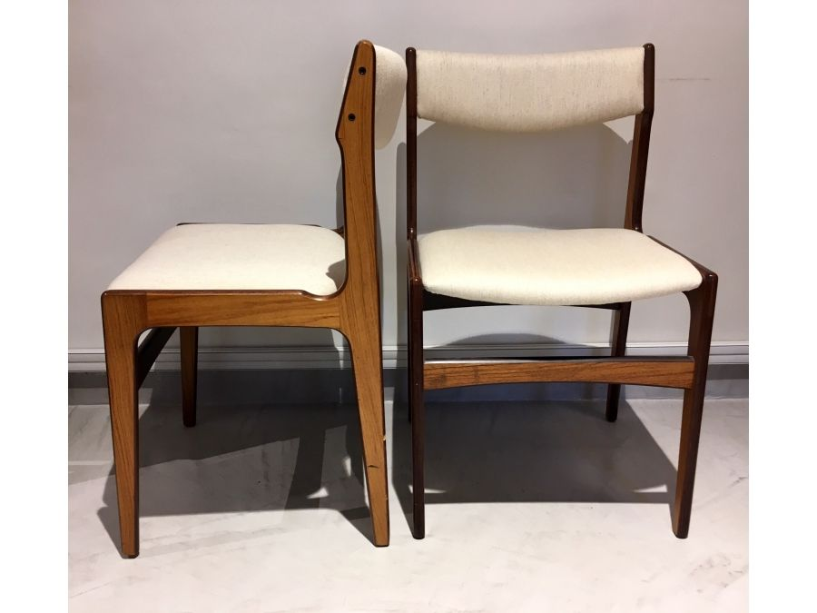 Erik buch dining chairs - Corona chair replica ...