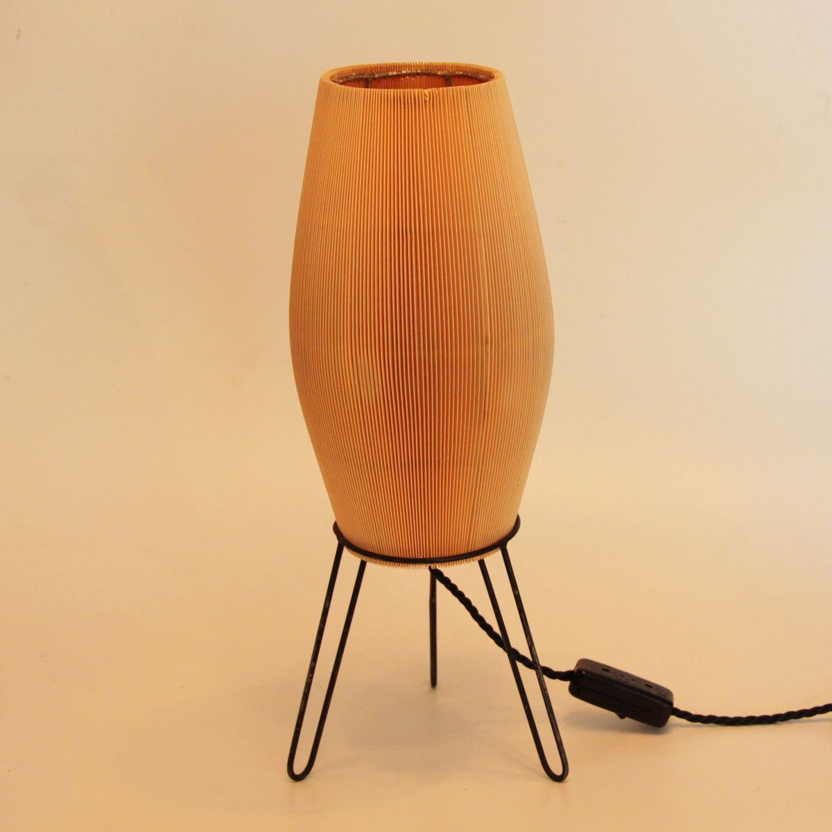 Mid century table lamp 1950s for sale at pamono for Z gallerie century table lamp