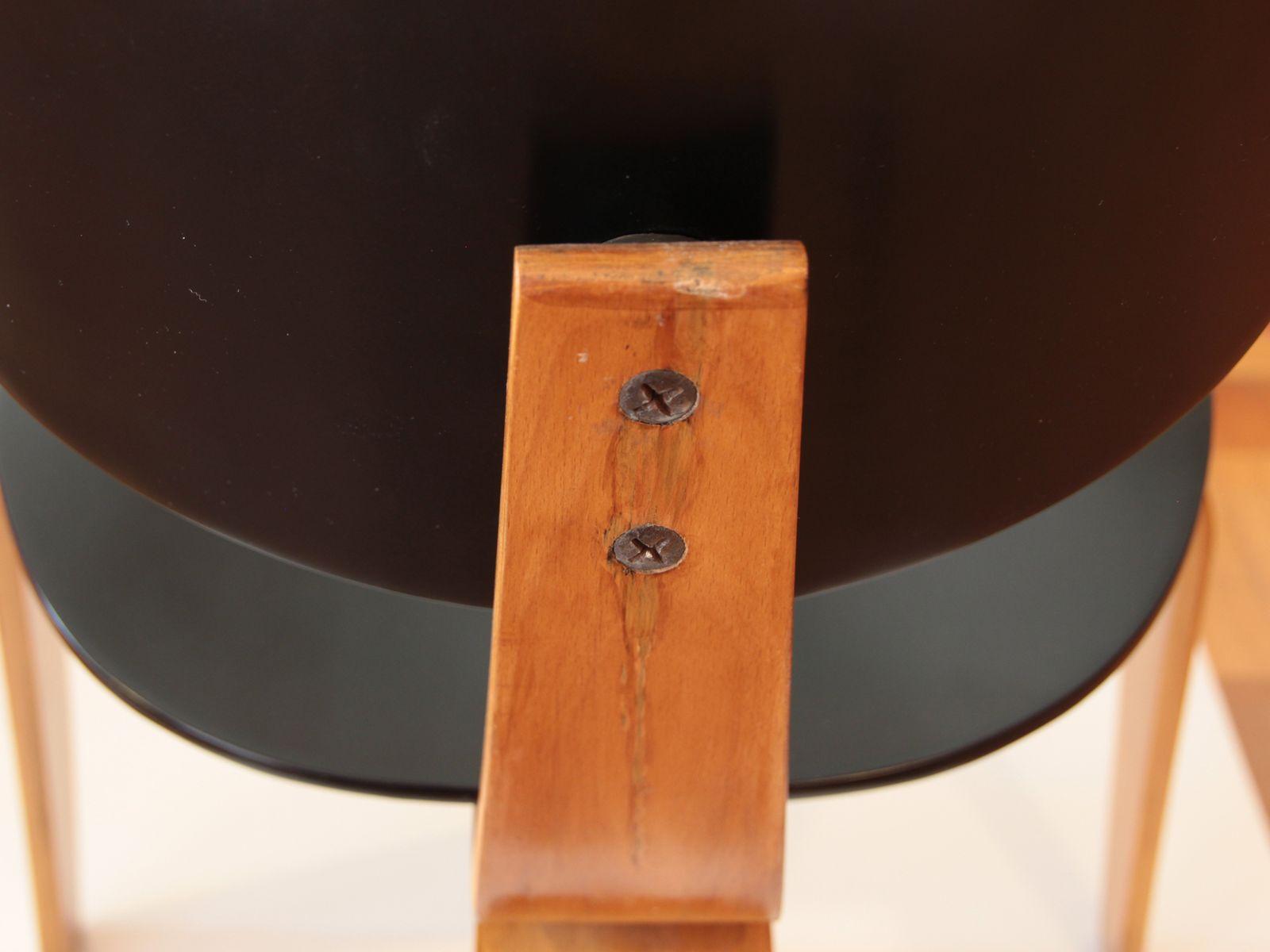 se 42 stuhl von egon eiermann f r wilde spieth 1950er. Black Bedroom Furniture Sets. Home Design Ideas