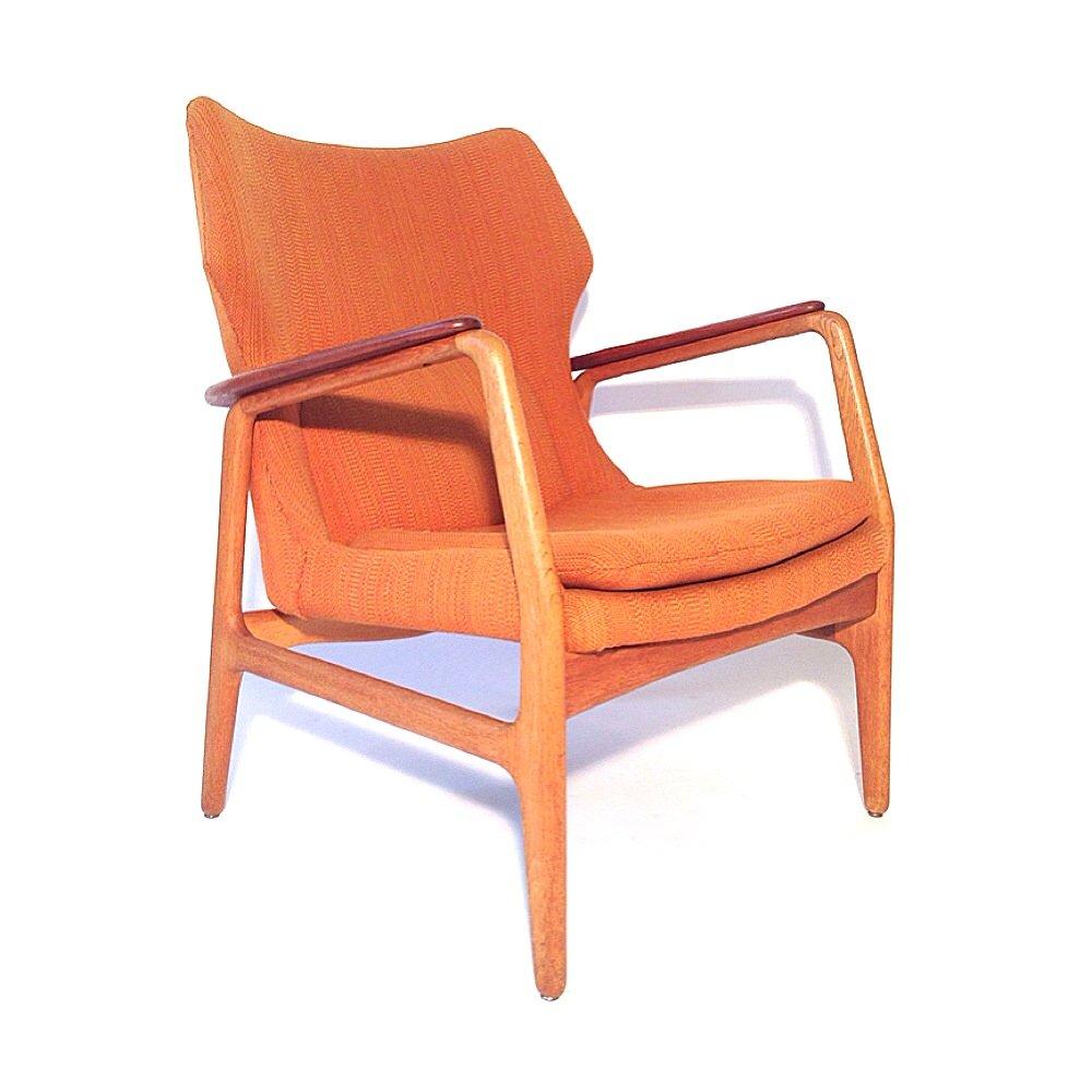 Mid Century Ladies Chair By Aksel Bender Madsen For