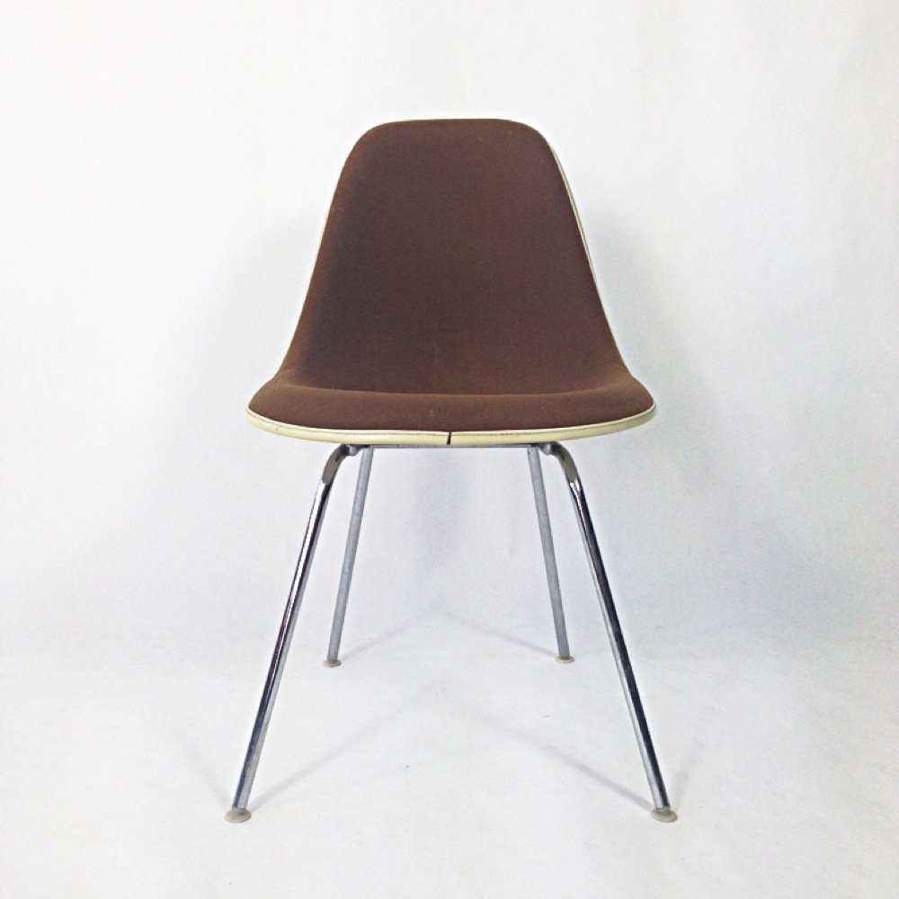 DSX Dining Chair By Charles Ray Eames For Herman Miller 1960s For Sale