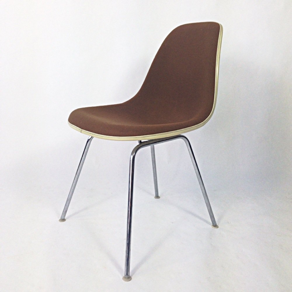 Herman miller dining chairs - Dsx Dining Chair By Charles Ray Eames For Herman Miller 1960s