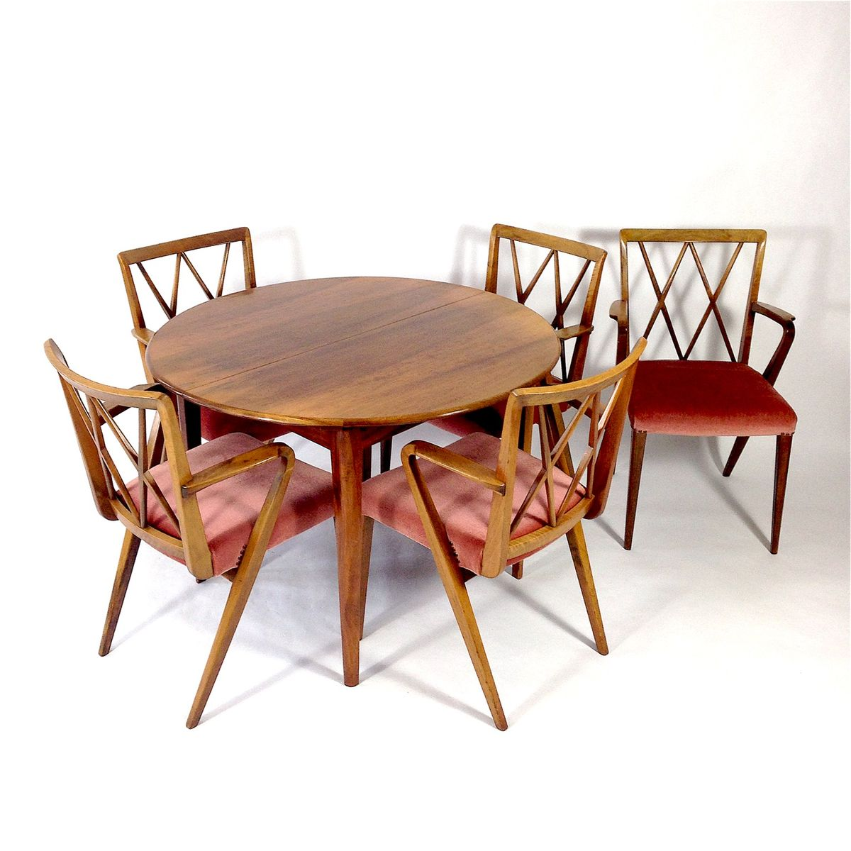 POLY-Z Dining Set by AA Patijn for Zijlstra, 1950s for sale at Pamono