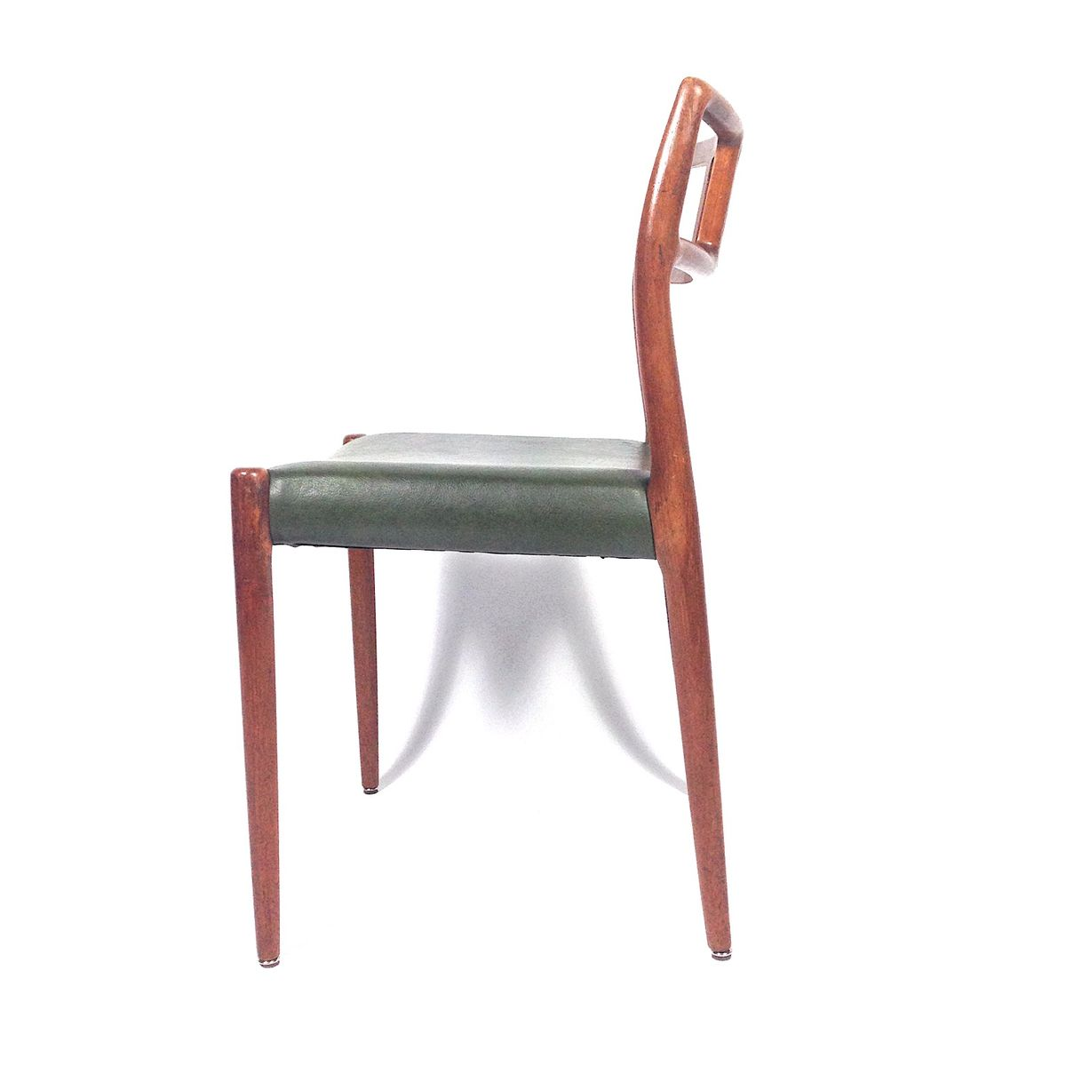 Dining Chairs By Niels O M Ller For JL M Ller M Belfabrik 1960s Set