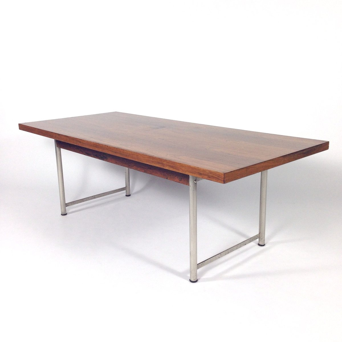 Rosewood Coffee Table By Cees Braakman For Pastoe 1950s For Sale At Pamono