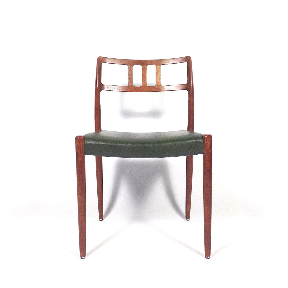 Model 79 Dining Chairs by Niels Otto Moller for JL Moller