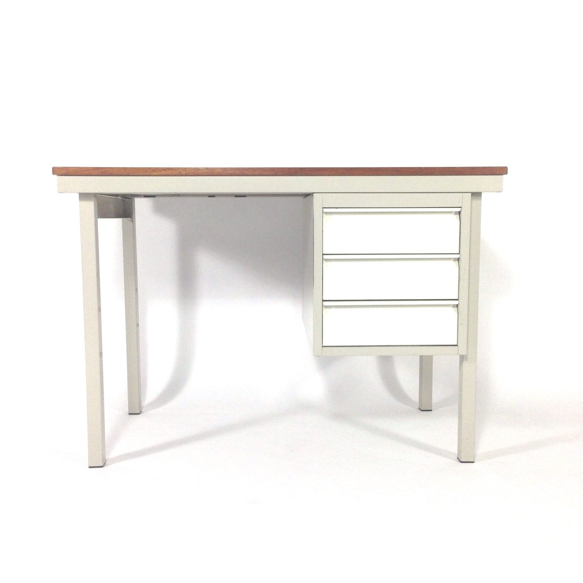 Industrial Small Metal Writing Desk on Latest Writing Desk With Drawers