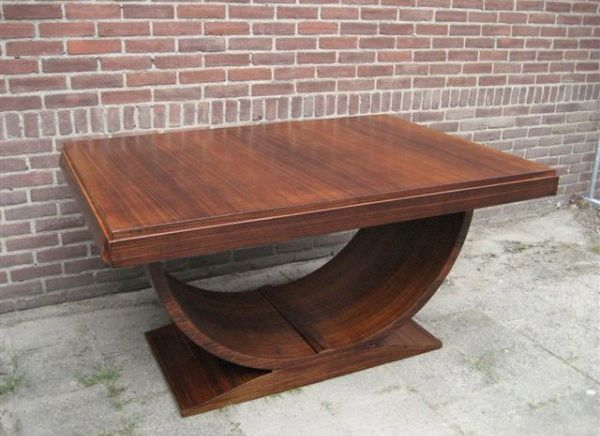 Art Deco Tisch Kaufen : Französischer Art-Déco Tisch, 1930er bei Pamono kaufen