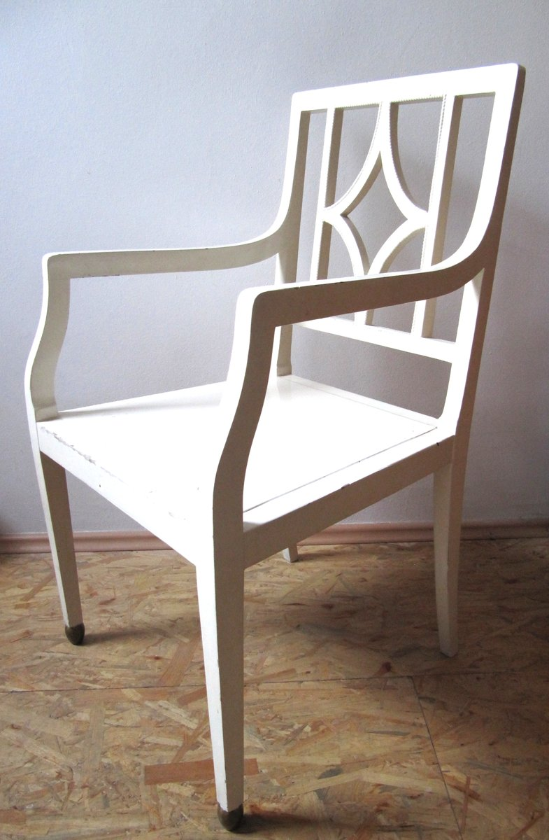Stuhl und beistelltisch set von josef hoffmann 1910 bei for Beistelltisch set