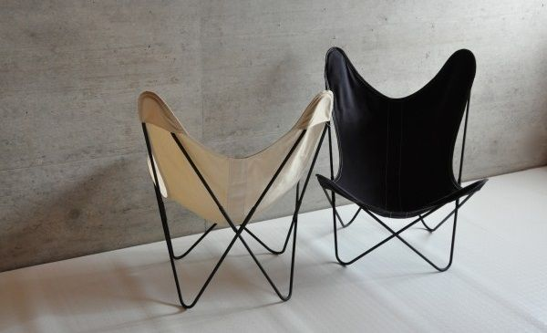butterfly chair by ferrari hardoy for knoll for sale at pamono. Black Bedroom Furniture Sets. Home Design Ideas