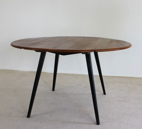 384 Windsor Dining Table By Ercolani For Ercol For Sale At