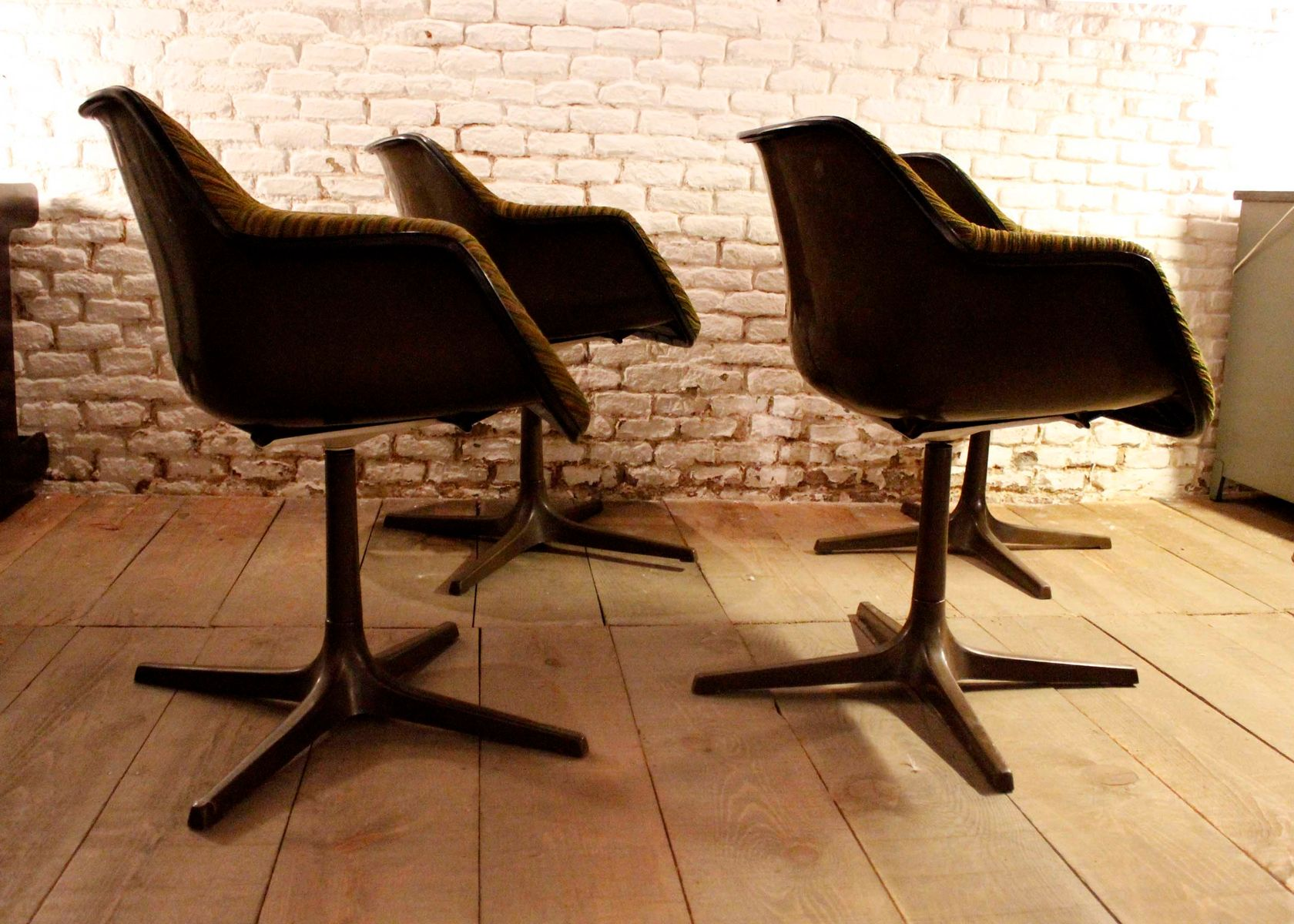 Chairs By Robin Day For Overmann 1960s Set Of 4 For Sale At Pamono
