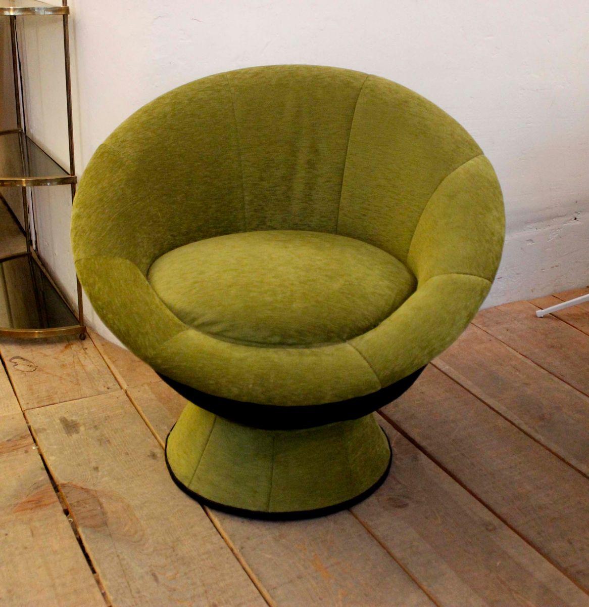 egg lounge chair 1970er bei pamono kaufen. Black Bedroom Furniture Sets. Home Design Ideas