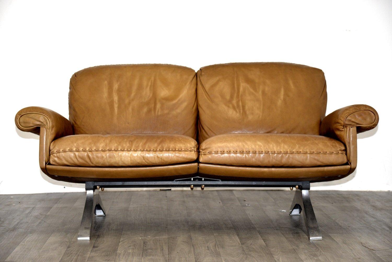 vintage ds 31 zwei sitzer sofa von de sede bei pamono kaufen. Black Bedroom Furniture Sets. Home Design Ideas