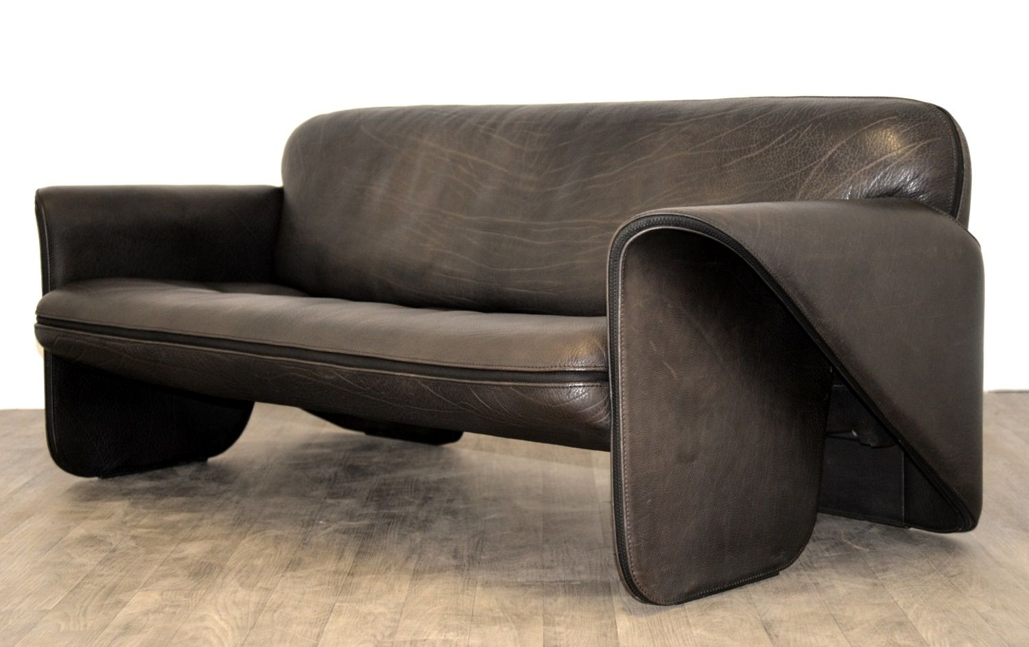 DS 125 Sofa by Gerd Lange for de Sede, 1979 for sale at Pamono