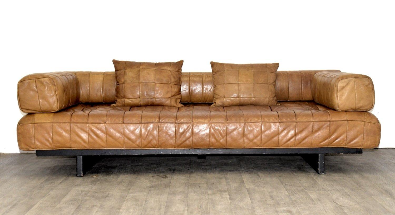 Divan mod le ds 80 vintage de de sede 1970s en vente for Vente de divan