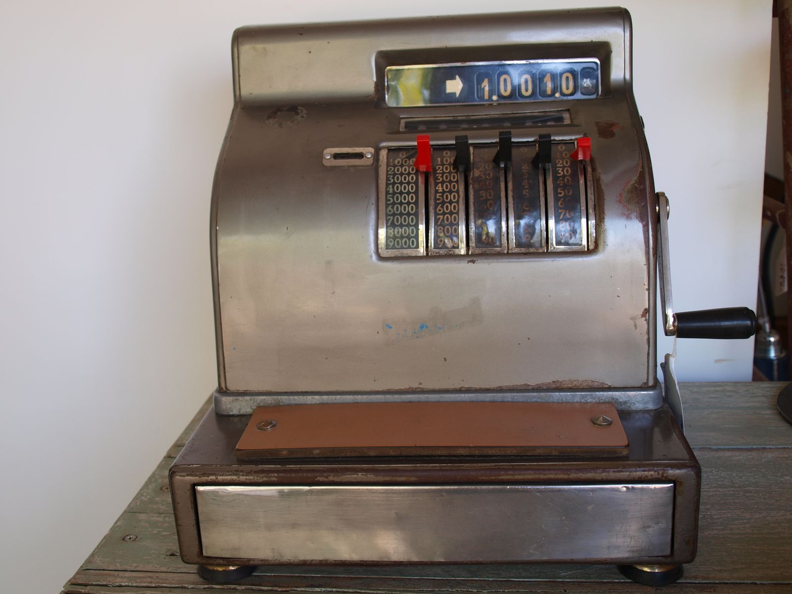 Vintage Cash 93