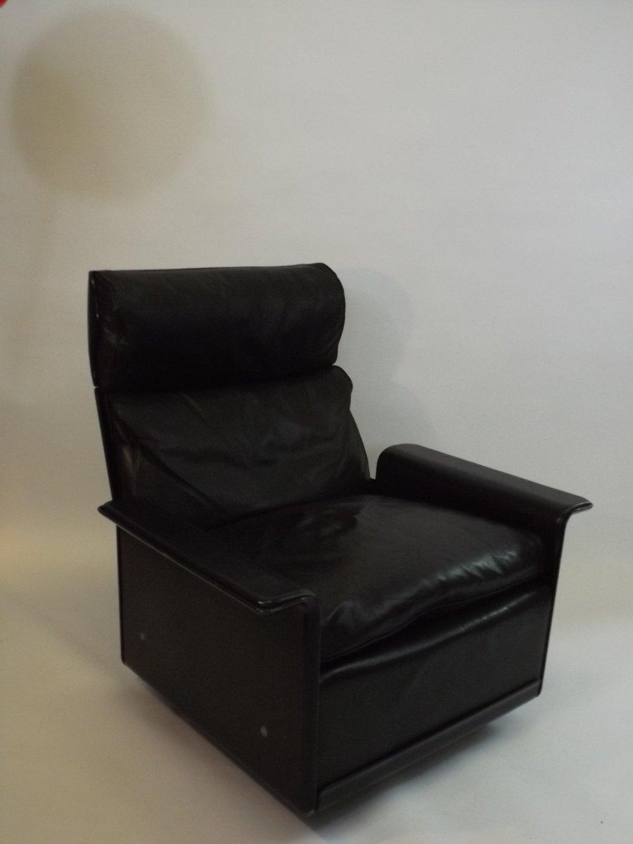 lounge sessel von dieter rams f r vitsoe 1969 bei pamono kaufen. Black Bedroom Furniture Sets. Home Design Ideas