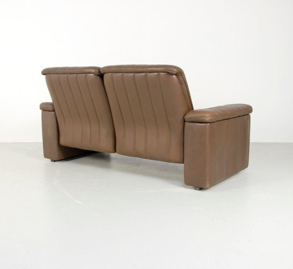 vintage sofa von de sede bei pamono kaufen. Black Bedroom Furniture Sets. Home Design Ideas