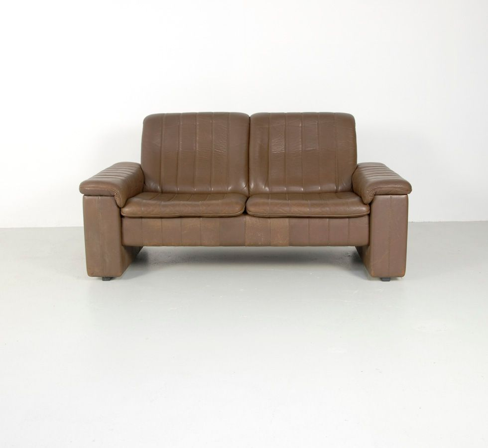 vintage sofa from de sede for sale at pamono. Black Bedroom Furniture Sets. Home Design Ideas