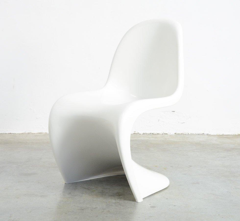s chairs by verner panton for herman miller 1973 set of 4 for sale at pamono. Black Bedroom Furniture Sets. Home Design Ideas