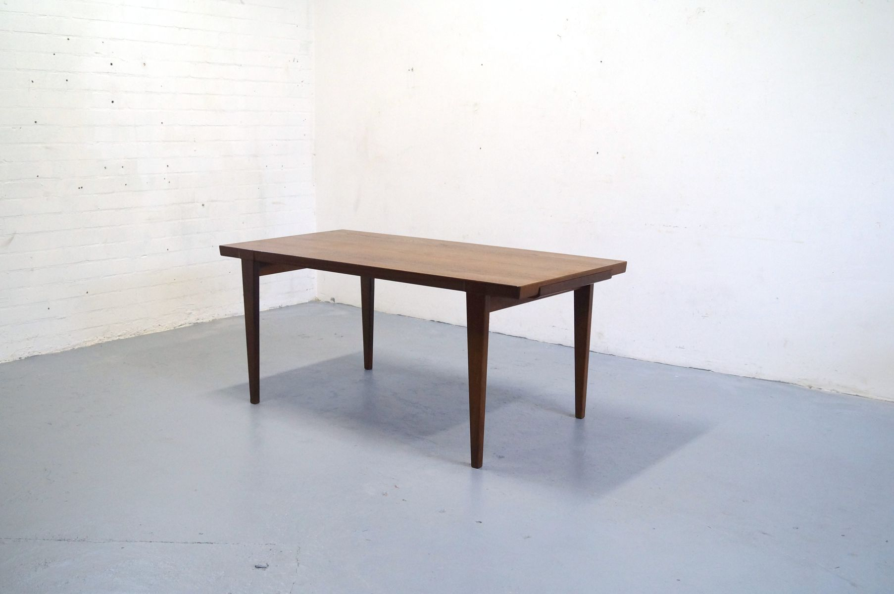 Mid Century Danish Teak Dining Table 1960s For Sale At Pamono