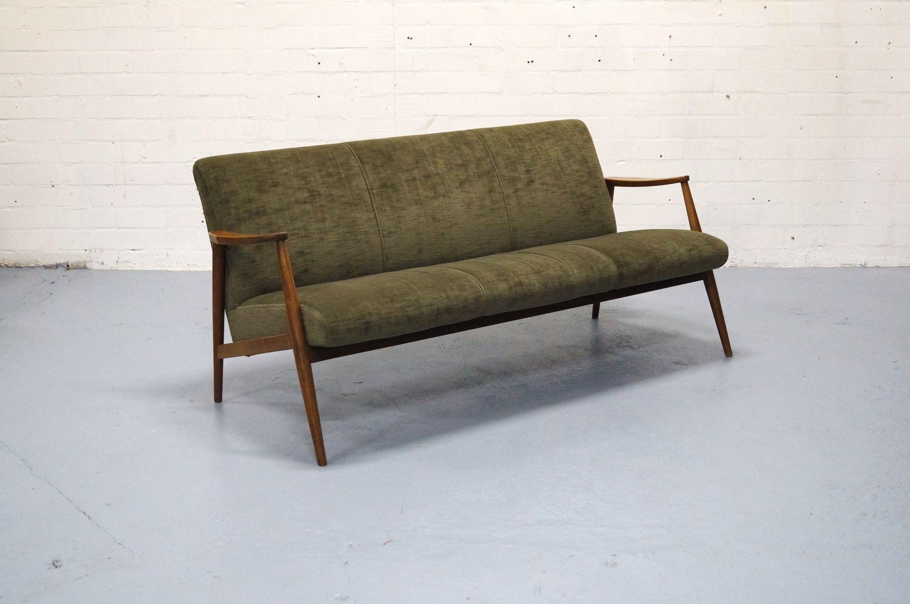 d nisches vintage sofa 1950er bei pamono kaufen. Black Bedroom Furniture Sets. Home Design Ideas