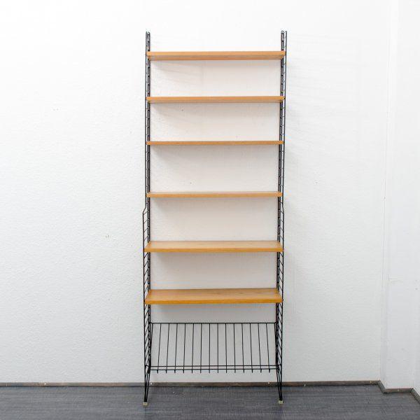 string regal von nisse strinning 1960er bei pamono kaufen. Black Bedroom Furniture Sets. Home Design Ideas