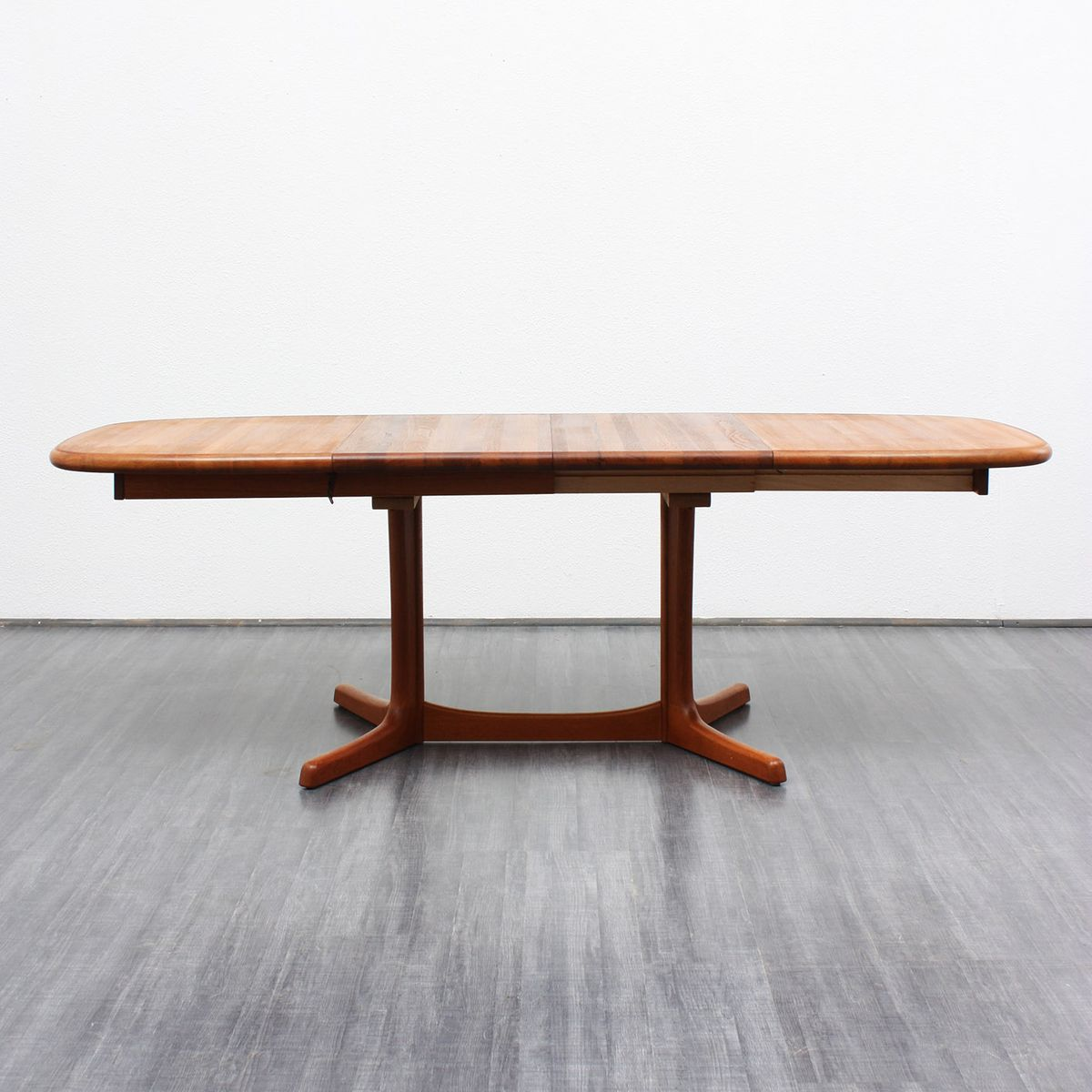 danish dining table from dyrlund 1960s for sale at pamono