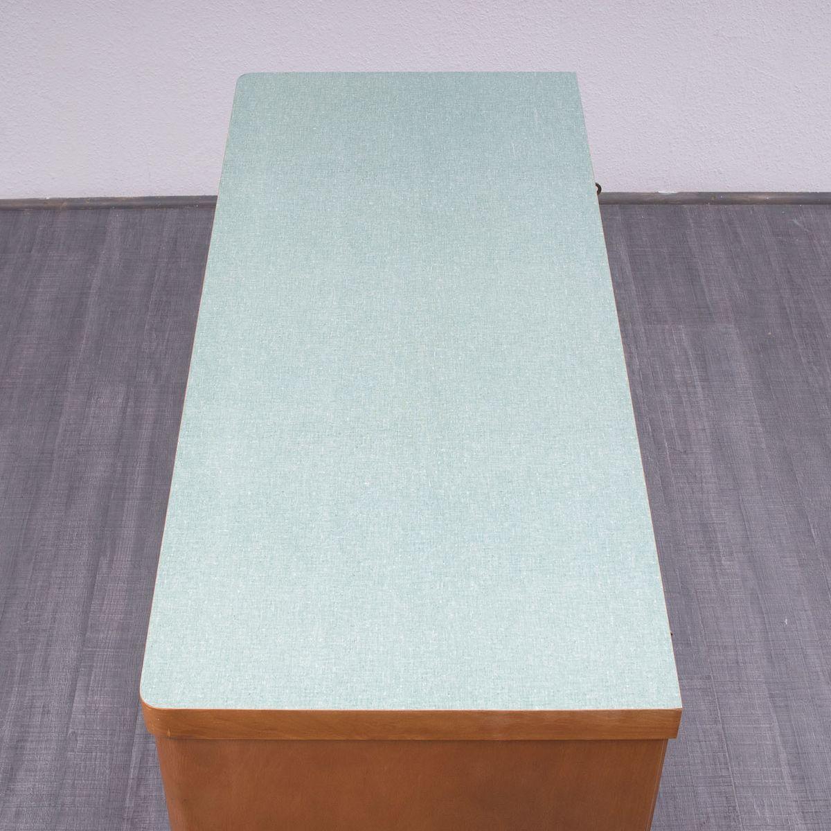 resopal schreibtisch von eka werke bei pamono kaufen. Black Bedroom Furniture Sets. Home Design Ideas