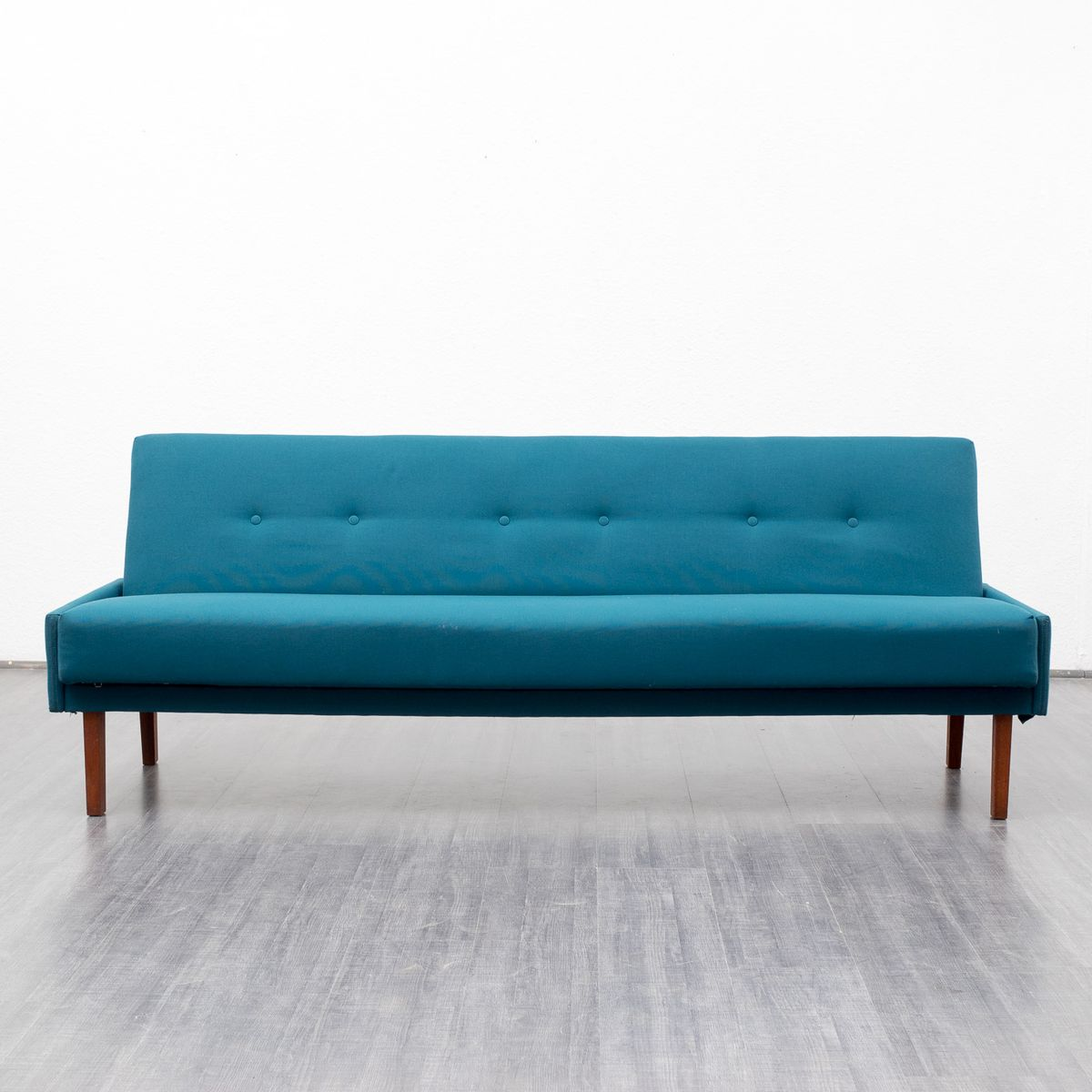 Mid Century Blue Sofa Germany For Sale At Pamono