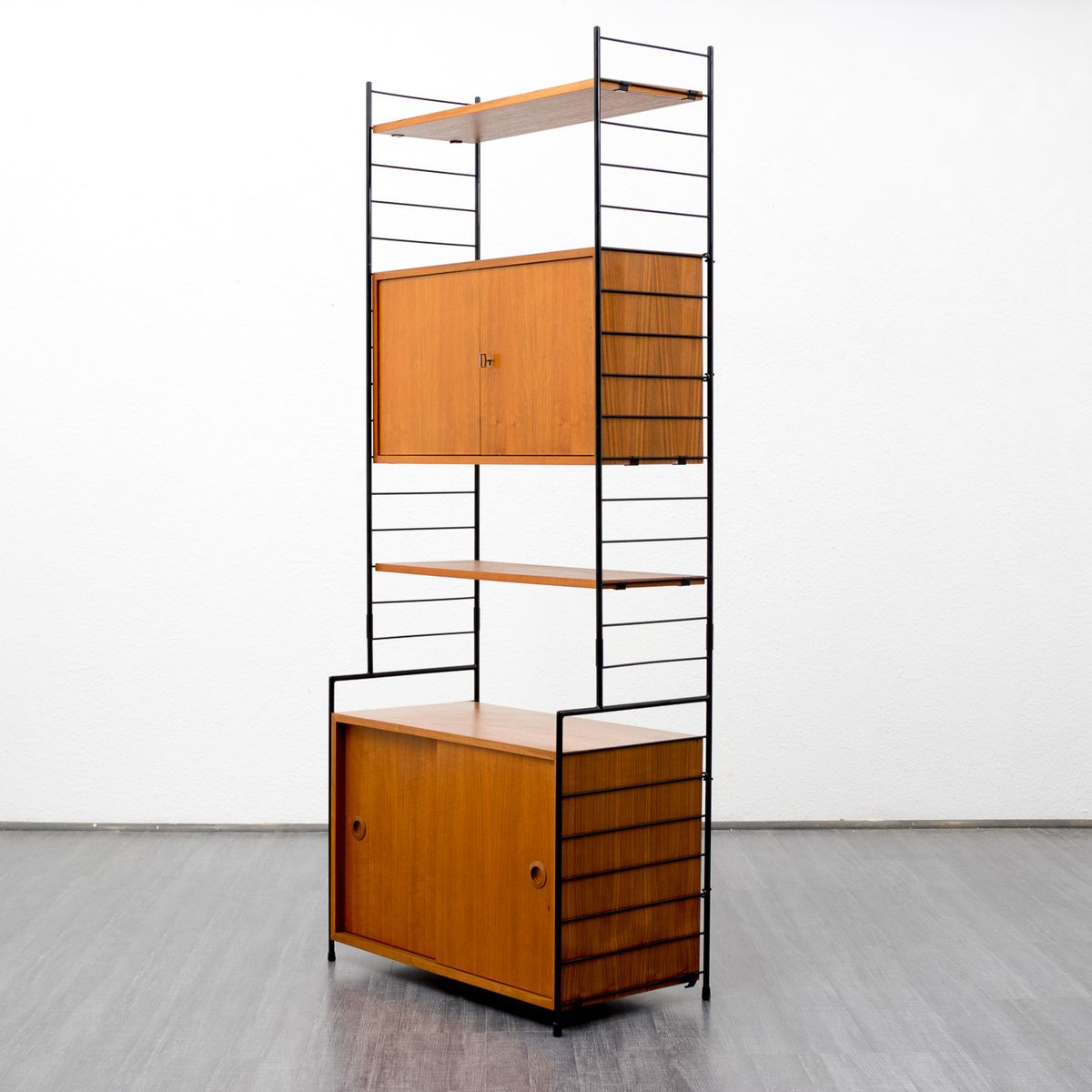 Modular shelf unit from whb 1960s for sale at pamono for Prefab units