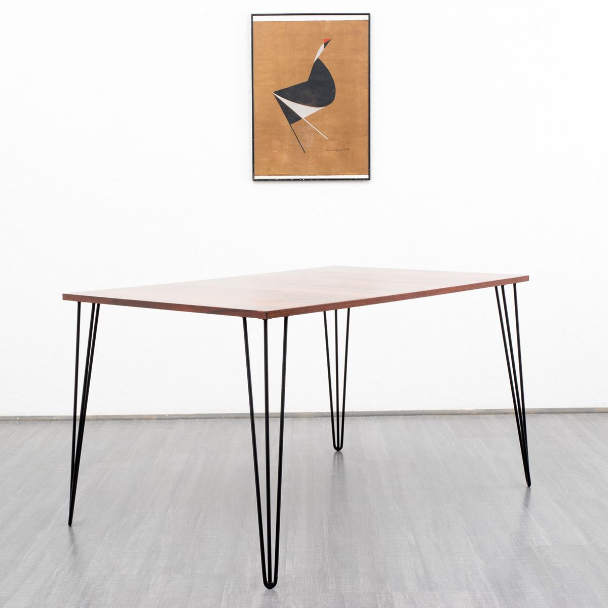 inside out table leg metal table leg diy by
