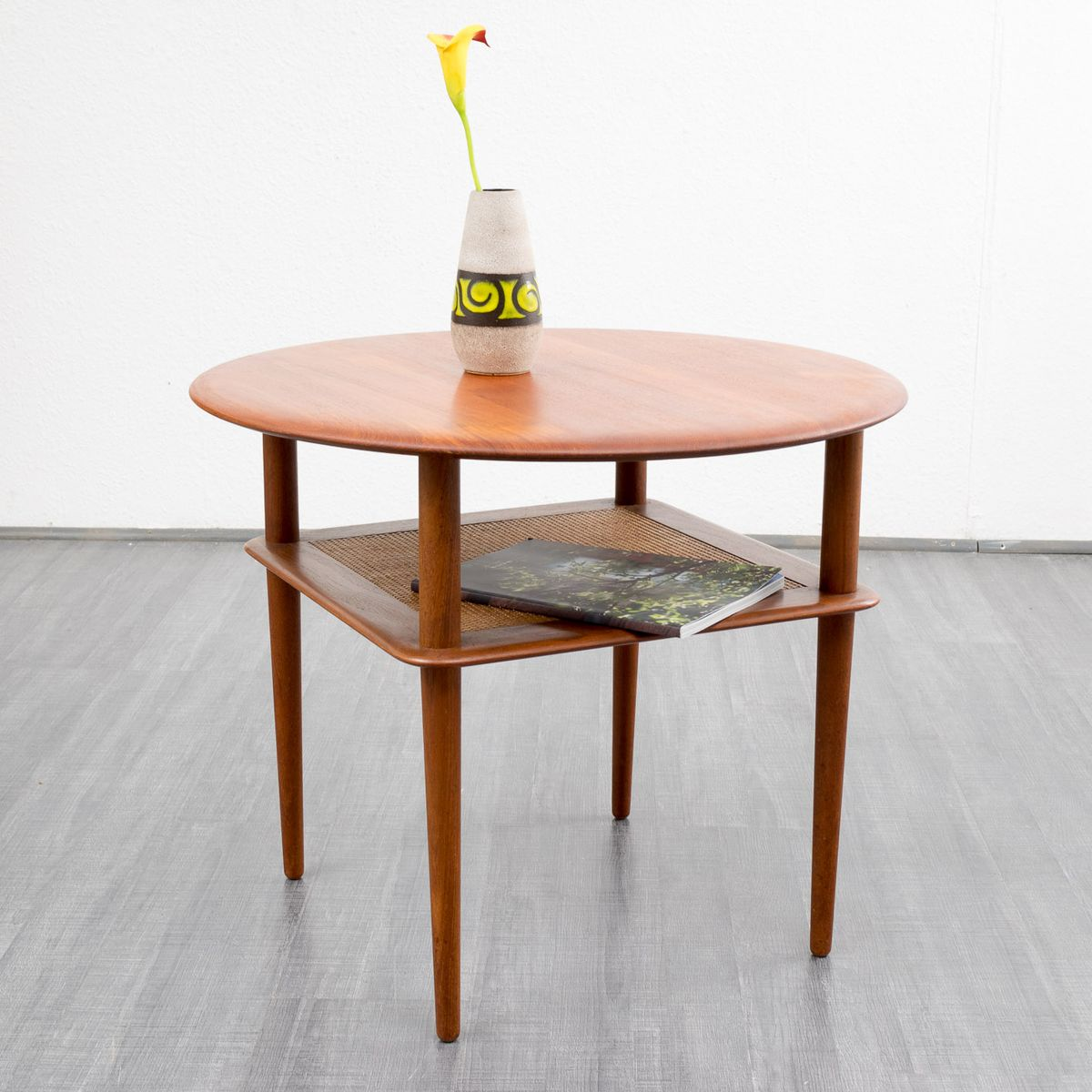 Danish Coffee Table By Grete Jalk 1960s For Sale At Pamono