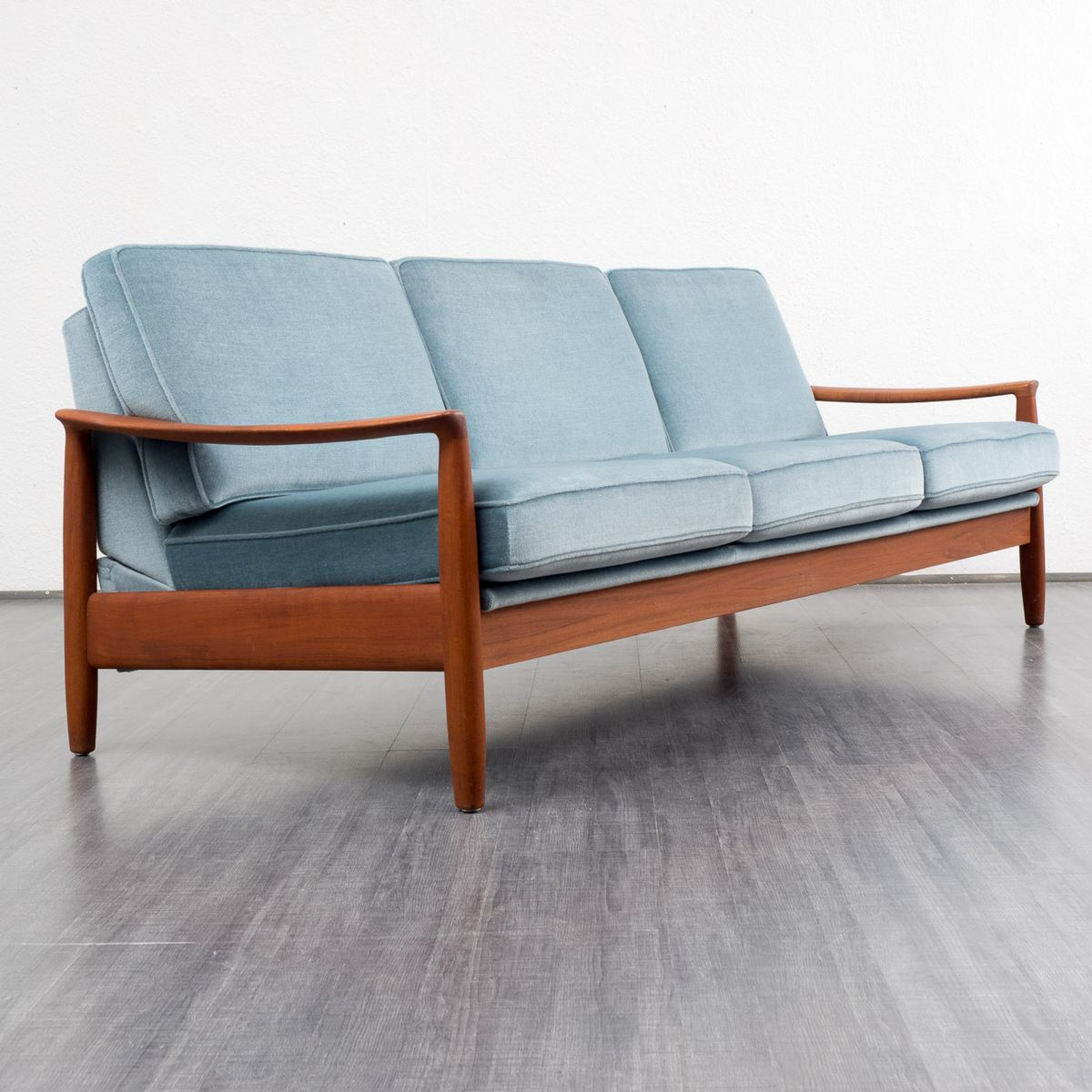 Fold out sofa bed from wk 1960s for sale at pamono for Sofa bed germany