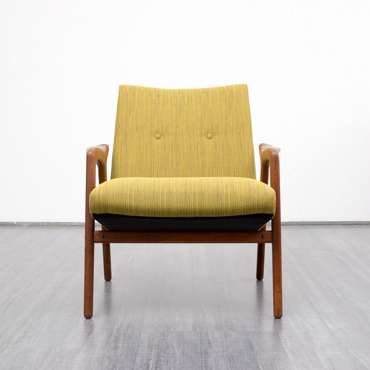 Scandinavian Style Armchair Scandinavian Style Yellow