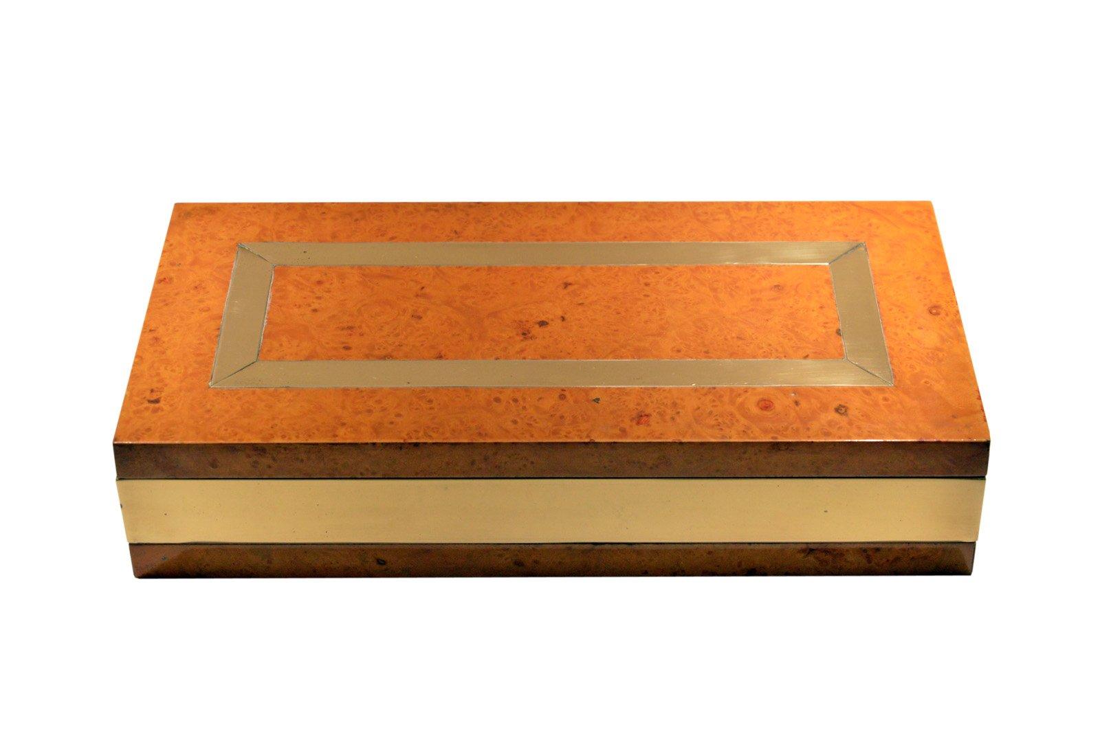 Rectangular Box By Romeo Rega 1970s For Sale At Pamono