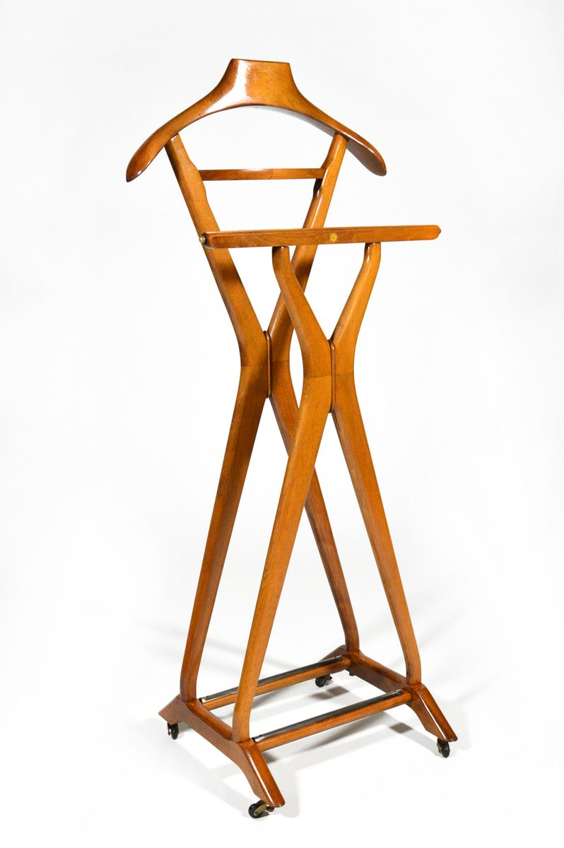valet stand by ico parisi for fratelli reguitti 1950s for. Black Bedroom Furniture Sets. Home Design Ideas