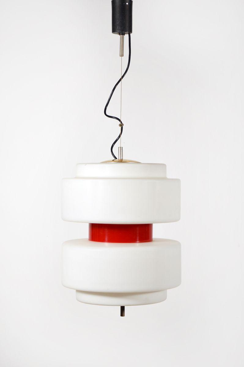 mid century italian pendant lamp 1960s for sale at pamono. Black Bedroom Furniture Sets. Home Design Ideas