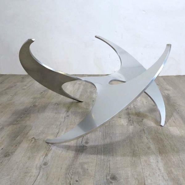 Propeller Couchtisch von Knut Hesterberg für Ronald